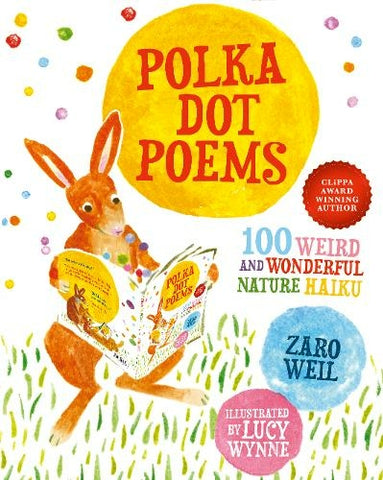 Polka Dot Poems by Zaro Weil PRE-ORDER