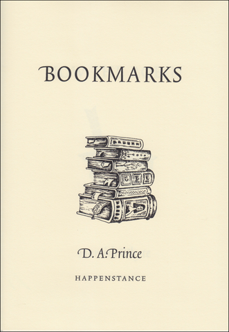 BOOKMARKS by D. A. Prince