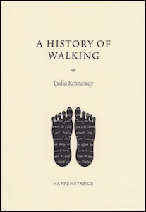 A History of Walking by Lydia Kennaway