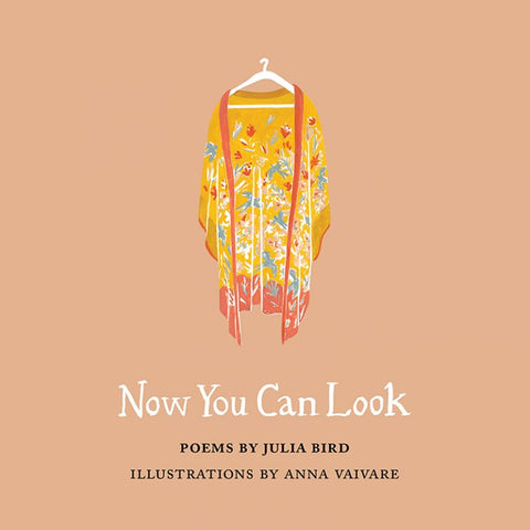 Now You Can Look by Julia Bird