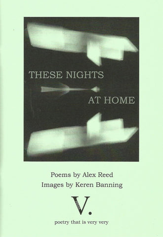 These Nights at Home by Alex Reed