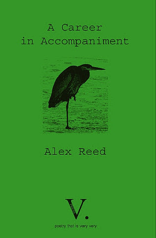 A Career in Accompaniment by Alex Reed