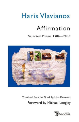 Affirmation: Selected Poems 1986-2006 by Haris Vlavianos