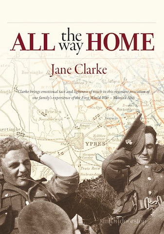 All the Way Home by Jane Clarke