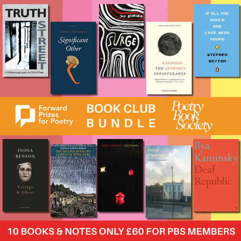 2019 Forward Prizes Book Club Bundle