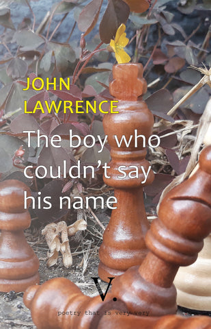 The boy who couldn't say his name by John Lawrence