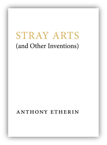 Stray Arts (and Other Inventions) by Anthony Etherin