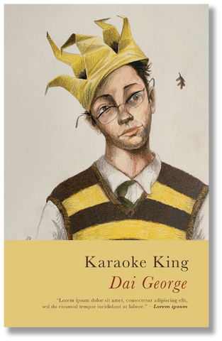 Karaoke King by George Dai PRE-ORDER