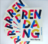 RENDANG by Will Harris <b>PBS Spring Choice 2020</b>