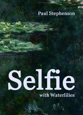 Selfie with Waterlilies by Paul Stephenson