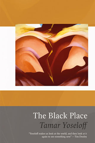 The Black Place by Tamar Yoseloff