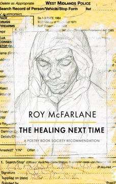 The Healing Next Time by Roy McFarlane <br><b>PBS Winter Recommendation 2018</b>
