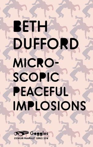 Microscopic Peaceful Implosions by Beth Dufford