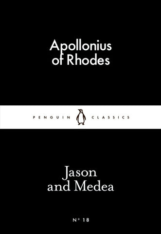 Jason and Medea by Apollonius of Rhodes