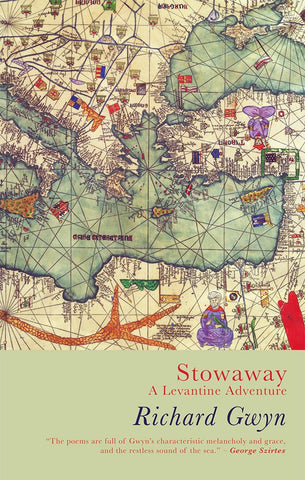 Stowaway by Richard Gwyn