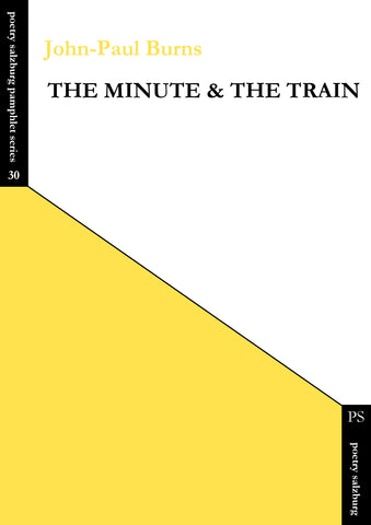 The Minute & The Train by John-Paul Burns
