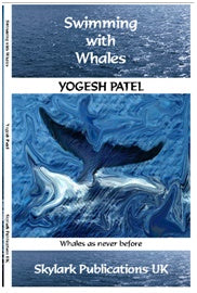 Swimming with Whales by Yogesh Patel