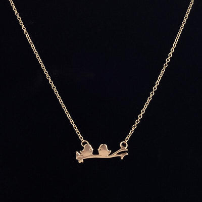new love bird necklace