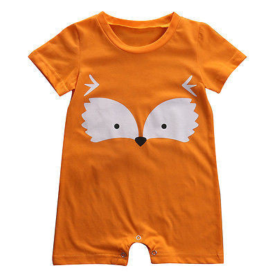 Stop Foxing Around Basic Onesie
