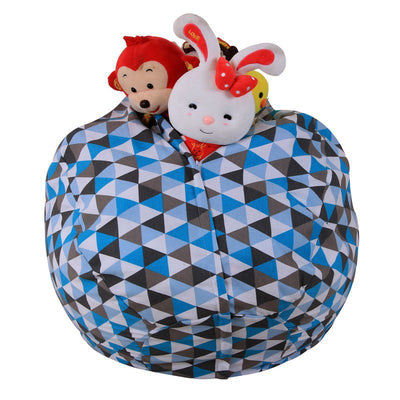 Modern Design Toy & Storage Bean Bag
