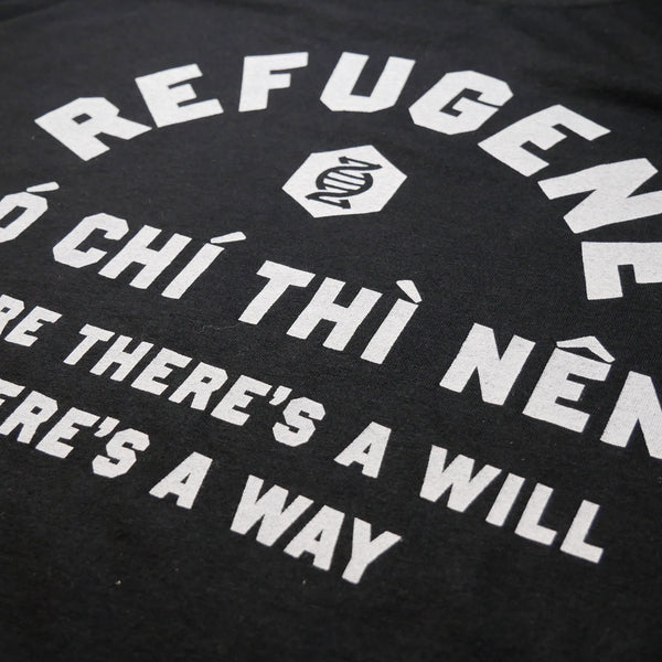 There's A Way T-Shirt [Black]