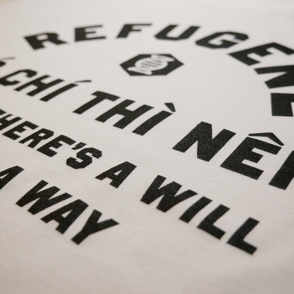 There's A Way T-Shirt [White]