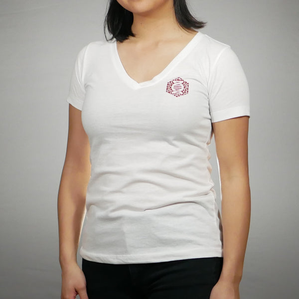 Women's Eggshell Token T-Shirt [White]