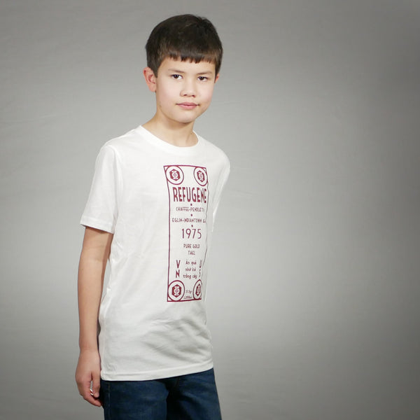 Youth Tael of Tales T-Shirt [White]