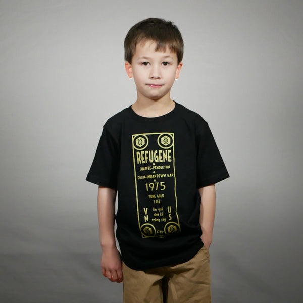 Youth Tael of Tales T-Shirt [Black]
