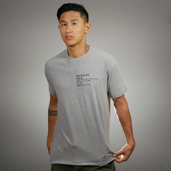 Standard Issue T-Shirt [Heather Gray]
