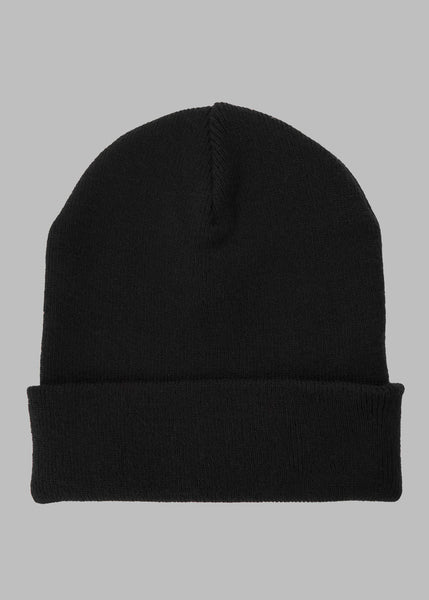 Signature Beanie Black Hats - Ink it out