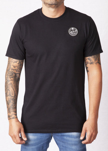 Signature - T-shirt - Black - Ink it out