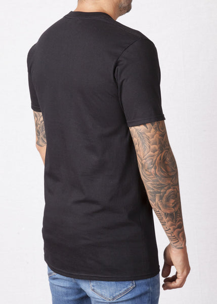 Signature Black Unisex T-Shirt T-Shirts - Ink it out
