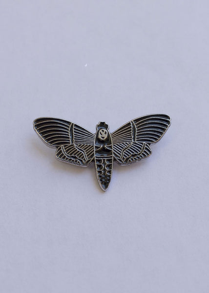 Death Moth badge