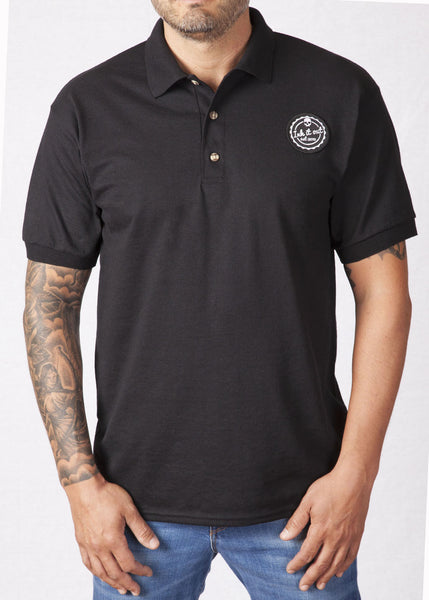 Polo - Ink it out - Signature - Black