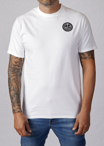 Signature - T-shirt - White - Ink it out