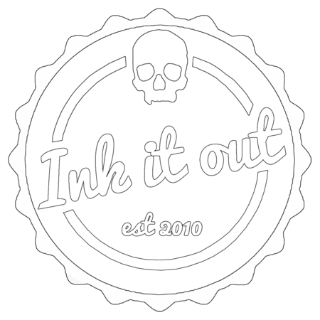 Ink it out
