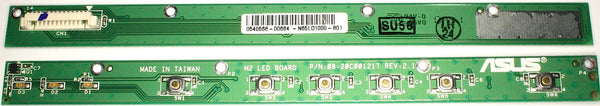 Asus Ergo Microlite XL LED Button Board 08-20C001217 - Spared Parts UK