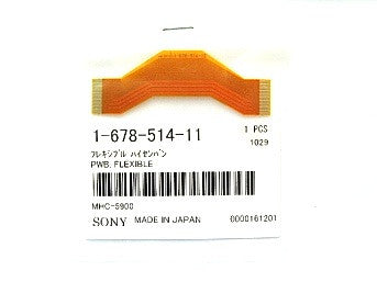 Sony PWB Flexible Cable 167851411