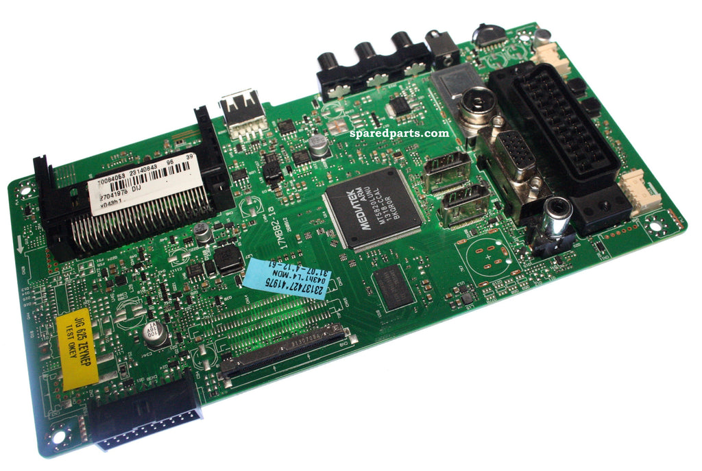 Vestel 17MB82-1A Main Board Assembly 23140843