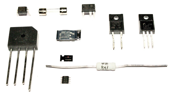 17PW15-6 Power Board Repair Kit - Spared Parts UK
