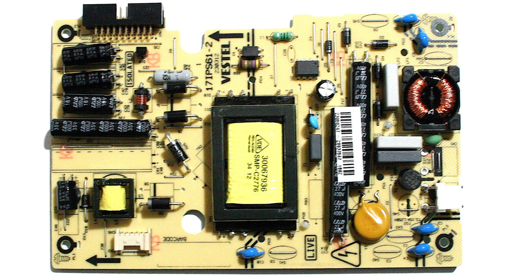 Vestel 17IPS61-2 Power Supply Board 23050247