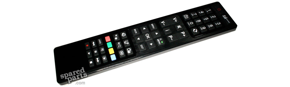 Vestel RC4846 Remote 30076687 Original