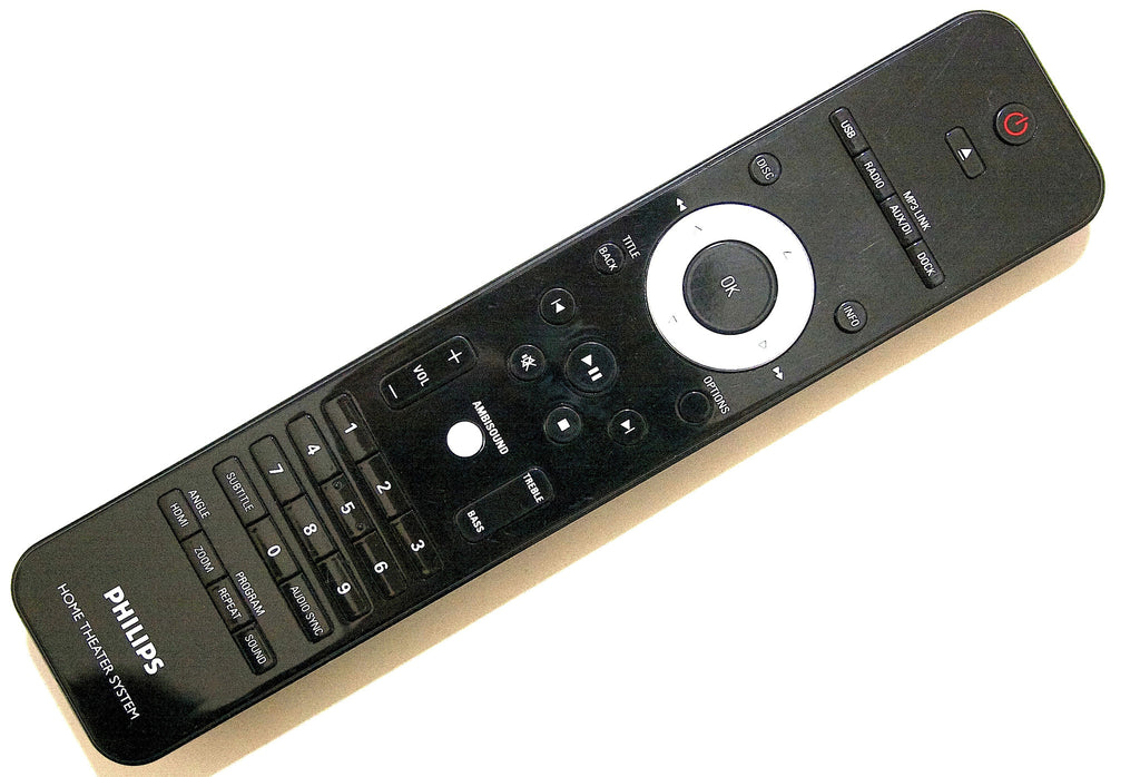 Philips HTS8140 RC2224100/01 Remote Control 312814720191