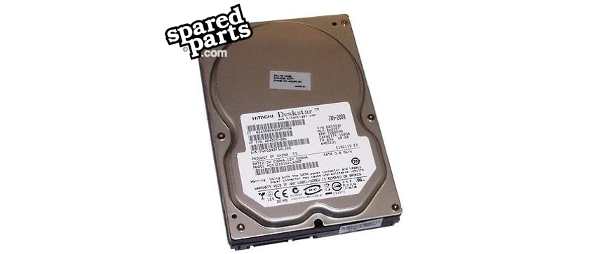 "Hitachi 404025-001 160GB HDD 7200RPM 8MB SATA-300 3.5"" - Spared Parts UK"