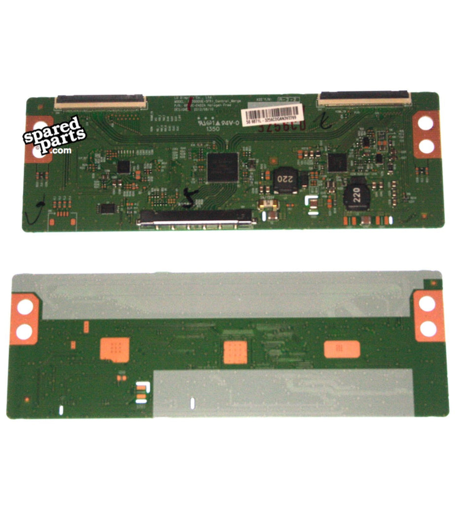 "LG 6870C-0452A - LC500DUE-SFR1 T-CON BOARD 50"" LCD - Spared Parts UK"