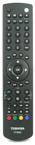Toshiba CT8023 Original Remote Control 75026257