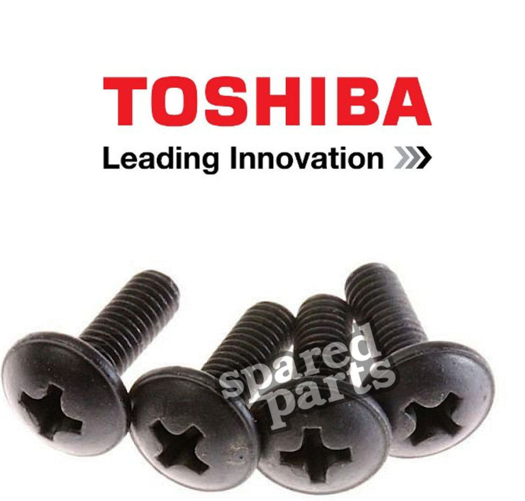 "Toshiba LCD TV Table Top Base Stand Bracket. Screws (22 24 32 40"")"