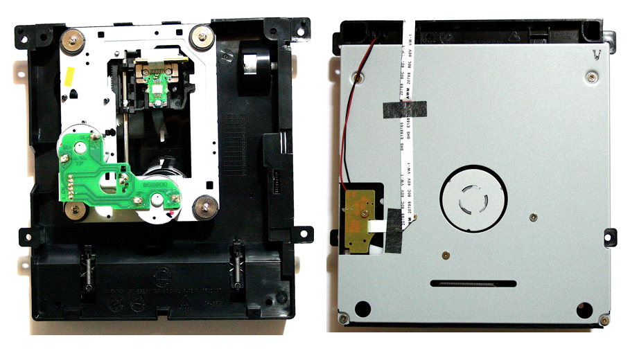 Philips CD Mechanism MCI298/05 996510034322
