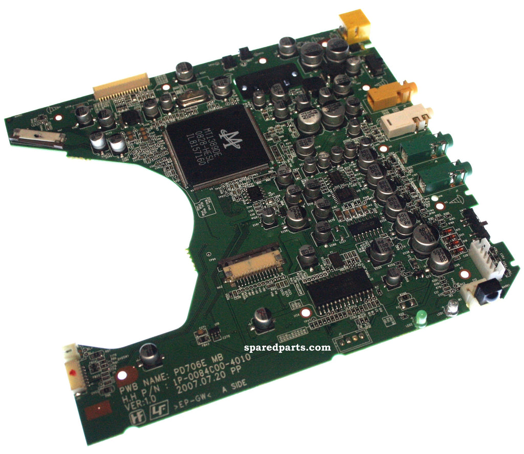 Sony Main Board (A1382941A) DVPFX720 PD706E